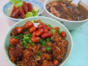 0415 靚單腸糯米飯 (蛇王海)